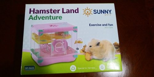 Sunny Jaula Hamster Land Adventure Spx20.5x25 Cm