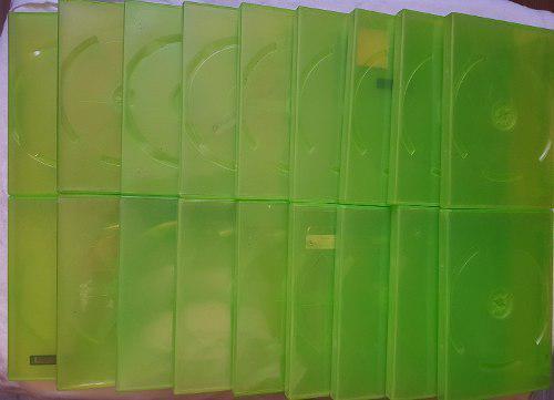50 Cajas Para Juegos Xbox 360 Originales