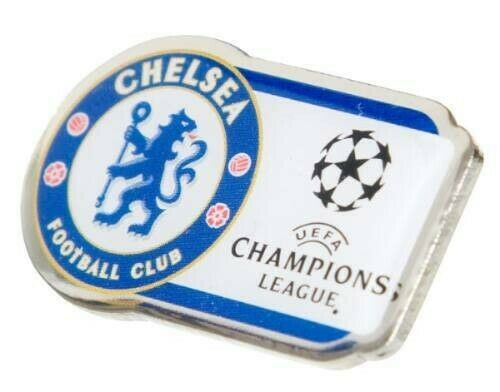 CHELSEA PIN UEFA CHAMPIONS LEAGUE INGLATERRA PREMIER EQUIPOS