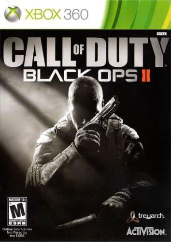 Call Of Duty Black Ops 2, Halo Reach, Dbx + Juegos Xbox 360