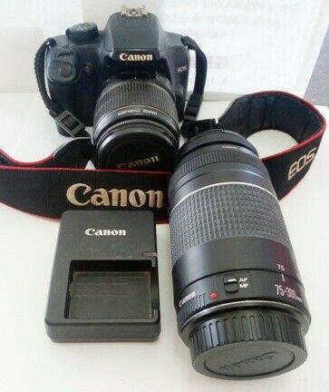 Camara Fotografica Canon EOS Rebel XS - Remates Increibles