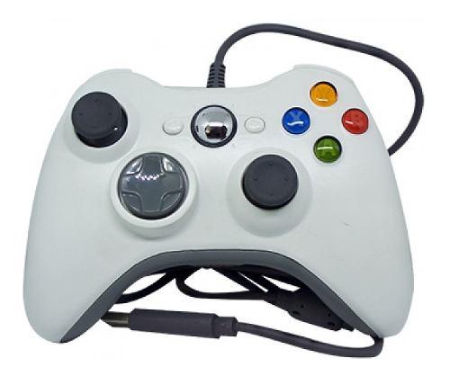 Control Compatible Xbox 360 Alambrico Generico Plug Cx001
