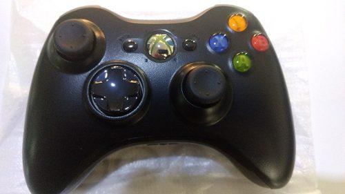 Control Inalámbrico Para Xbox 360 Nuevo En Bolsa De Consola