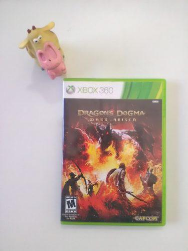 Dragon's Dogma Dark Arisen Xbox 360 Garantizado