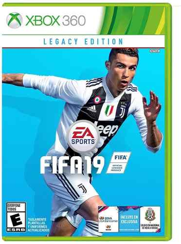 Fifa 19 Legacy Edition Xbox 360 Nuevo Envio Gratis