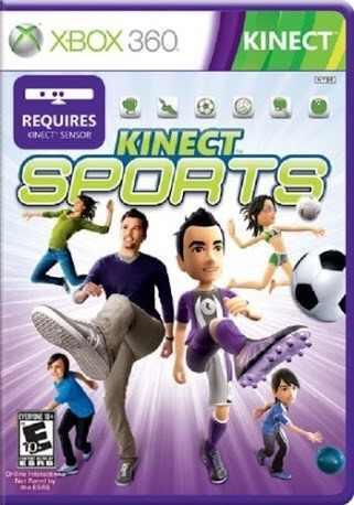 Juego Kinect Sports Xbox 360
