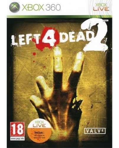 Juego Left 4 Dead 2 Xbox 360 Nuevo Original