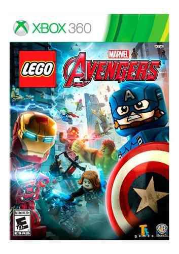 Juego Lego Avengers Xbox 360 Nuevo Original