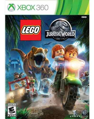 Juego Lego Jurassic World Xbox 360 Nuevo Original
