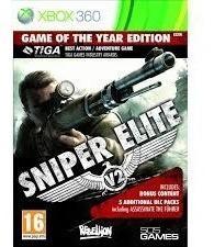 Juego Sniper Elite Xbox 360 Nuevo Original