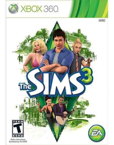 Juego The Sims 3 Xbox 360 Nuevo Original