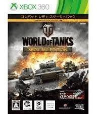 Juego Woerld Of Tanks Xbox 360 Nuevo Original