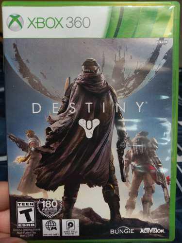 Juego Xbox 360 Destiny, Usado Excelente Estado, Envio Gratis