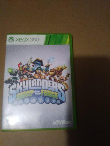 Juego Xbox 360 Skylanders Swap Force
