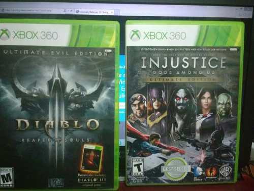 Juegos De Xbox Y Serie De House A Buen Precio