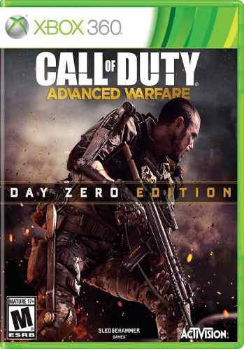 Juegos Xbox 360 Call Of Duty Advanced Warfare Day Zero