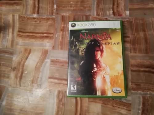 Narnia Juego Xbox 360 Video Juego Para Xbox 360