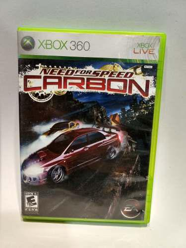Need For Speed Carbon Xbox 360 Juegazo En The Next Level!!!