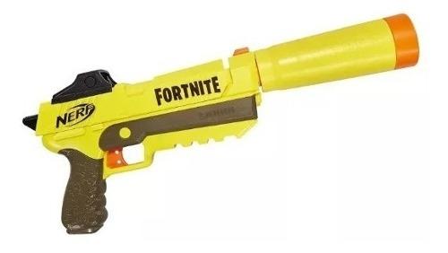 Nerf Fortnite Sp-l Elite Dart Blaster Con 6 Dardos