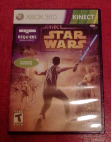 Star Wars Kinetict Xbox 360 Juego