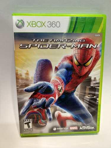 The Amazing Spiderman Xbox 360 Juegazo Garantizado Anímate!