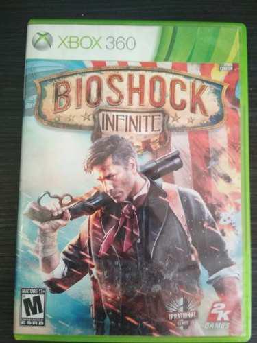 Video Juegos Bioshock Infinite (en Excelentes Condiciones)