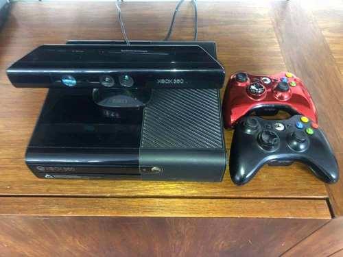 Xbox 360 E 4gb Con Kinect Y Controles