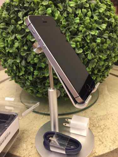 Apple iPhone Se 16gb Original, Gris Espacial Con Touch