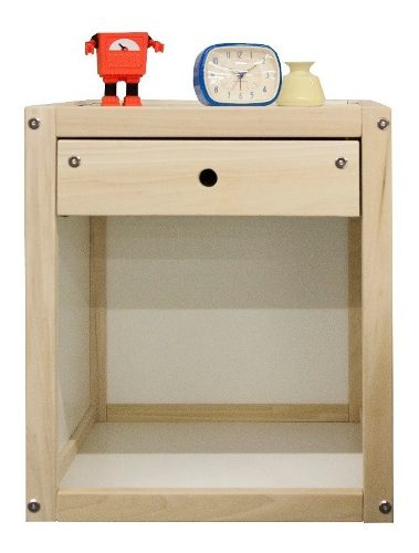 Buro Cajon Recamara Infantil Organizador Montessori Moderno