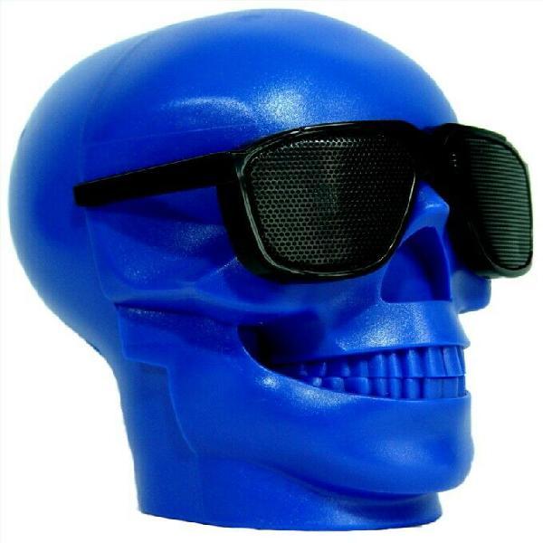 Cabeza De Cráneo Inalámbrico Bluetooth
