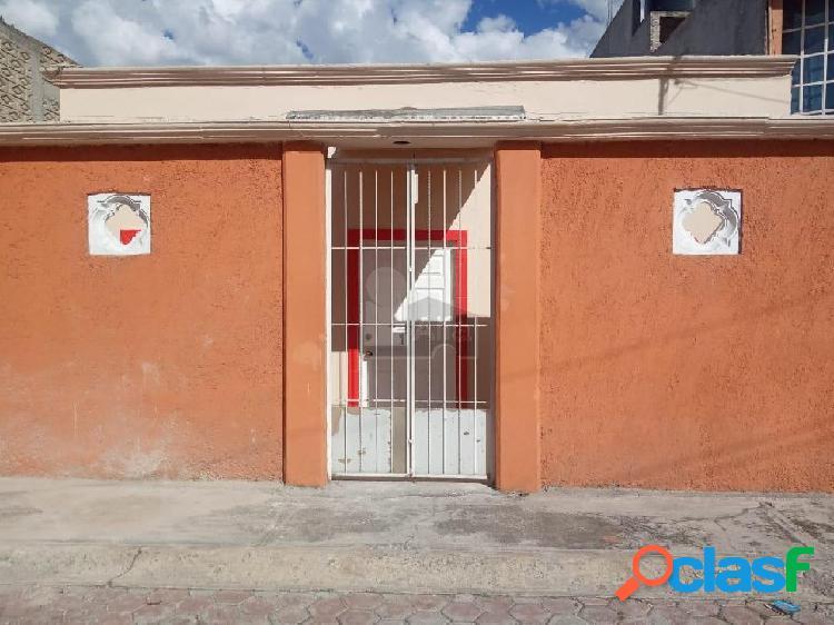 Casa sola en venta en San Sebastián, Texcoco, México