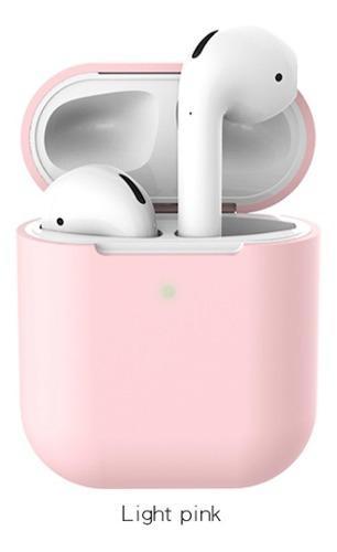 Funda Para Apple AirPods 2da Generación, Case + Correa