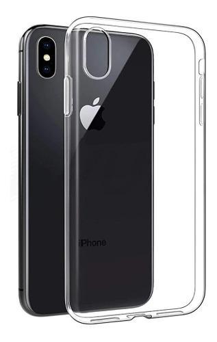 Funda iPhone 5 6 7 8 X Xs Xr Xi Todos Los Modelos Silicon