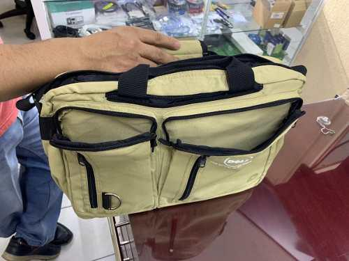 Maletin Mochila Dell Para Laptop De 14 A 16 Pulgadas New