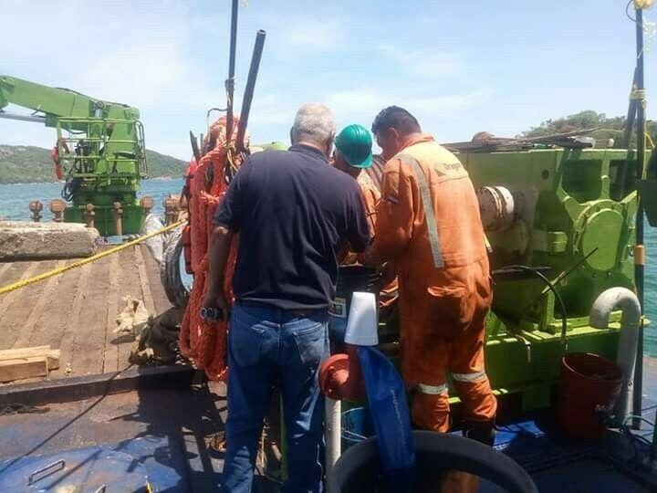 Mantenimiento, Reparacion y Asesoria a equipo hidraulico