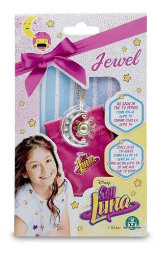 Medalla De Soy Luna ! Original De Disney. Stickers De Regalo