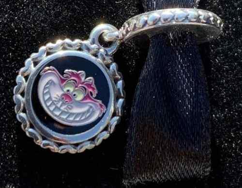Pandora Charm Alicia Gato De Cheshire