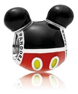 Pandora Charm Disney Parks Mickey Juguetón