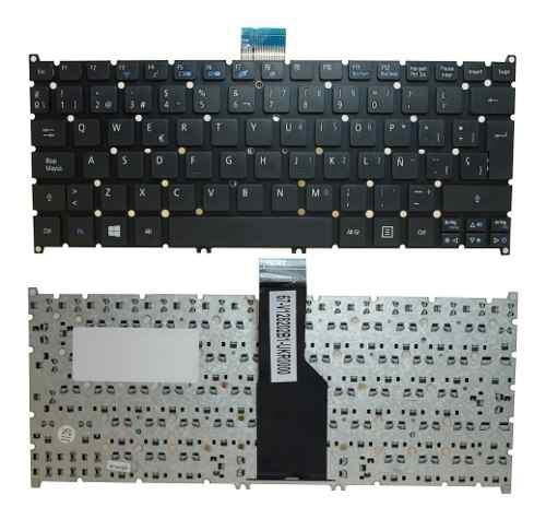 Teclado Acer Aspire Ultrabook S3 S5 One 756 725 V5 121 171