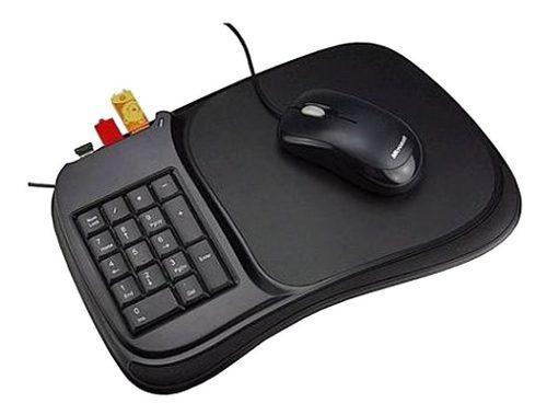 Teclado Numerico Mouse Pad Externo Laptop Hub Envio Incluido
