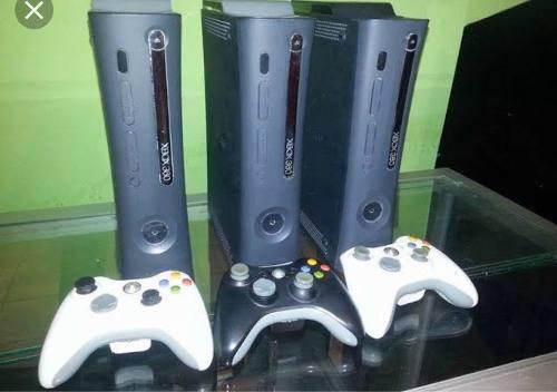 Xbox 360 Fat Más De 100 Juegos Súper Precio !!