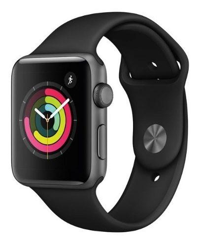 Apple Watch Iwatch Series 3 38mm Gps, Fitness Resiste Agua