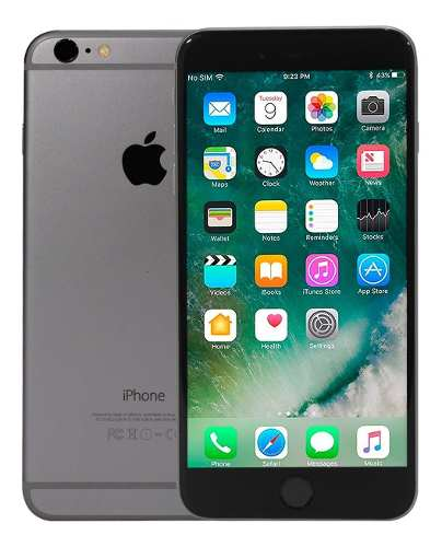 Celular Apple iPhone 6 Plus 64gb Dual Core Ios A8 Open Box