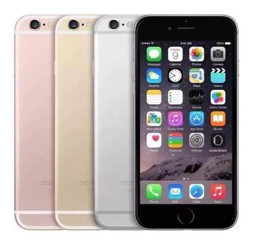 Celular Apple iPhone 6s Plus 64gb Exhibición Envio Gratis