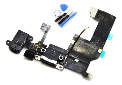 Flex Centro De Carga iPhone 5 Jack Audio Antena Microfono