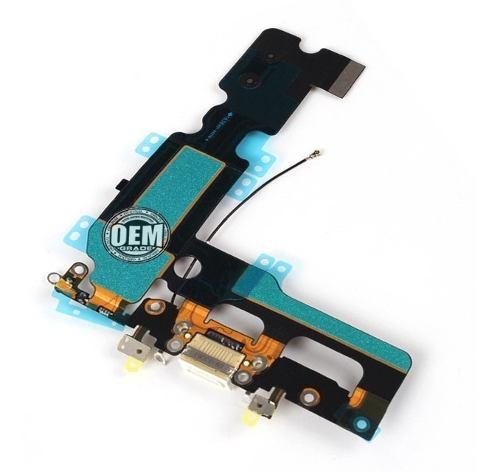 Flex Centro De Carga iPhone 7 Plus Jack Audio Antena