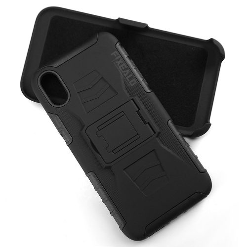 Funda iPhone Xs / Max Xr X 7 8 6 / Plus 5 4 Rudo Protector