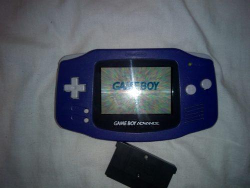 Game Boy Advance Sin Cartucho