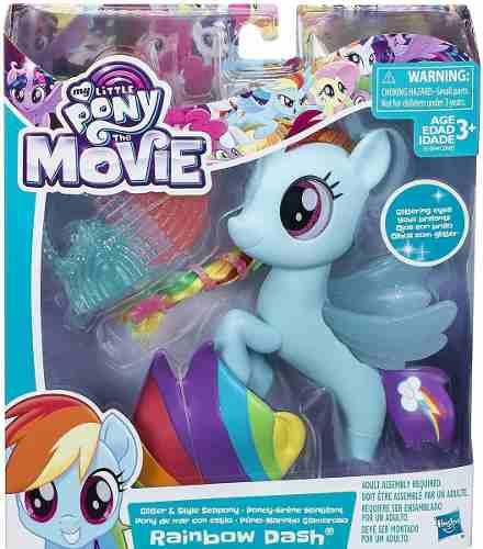 Juguete My Little Pony De Mar Con Estilo