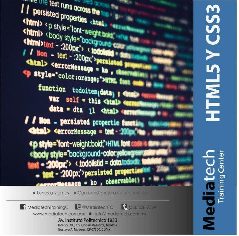 Mediatech Curso de HTML5 y CSS3